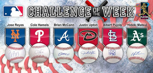 MLB The Show Challenge of the Week #24 – Choice of Signed Jersey!