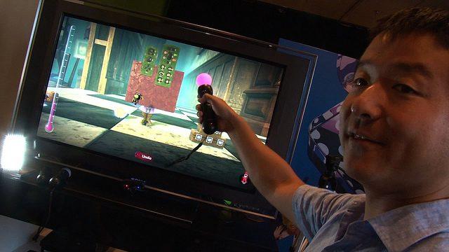 LittleBigPlanet 2 Move Pack Live Demo From gamescom