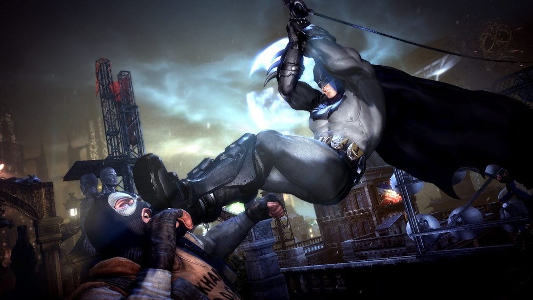 The Man Behind the Cowl: Arkham City Interview