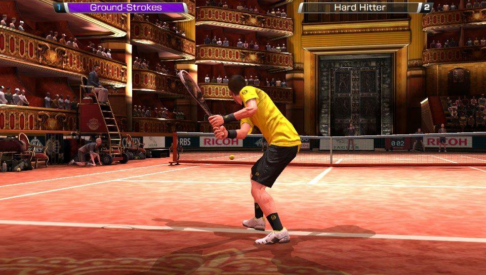 Virtua Tennis 4 Serves PS Vita-exclusive Features, VT Apps