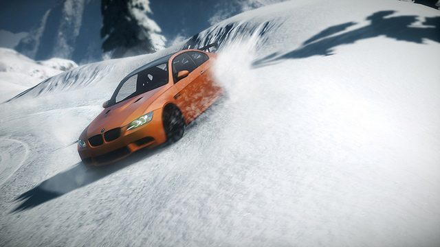 Need for Speed: The Run – 200 Racers, One Avalanche