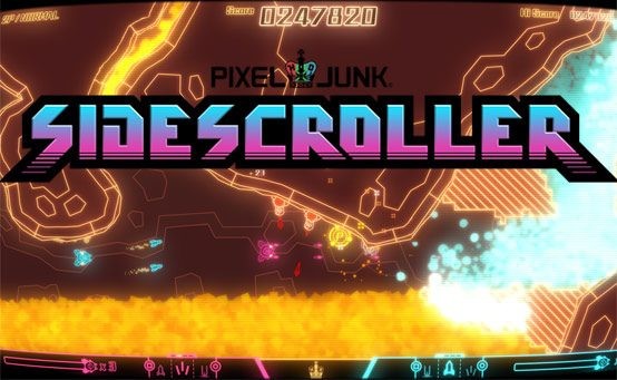 New PixelJunk SideScroller Trailer: Engage Your Eyeballs