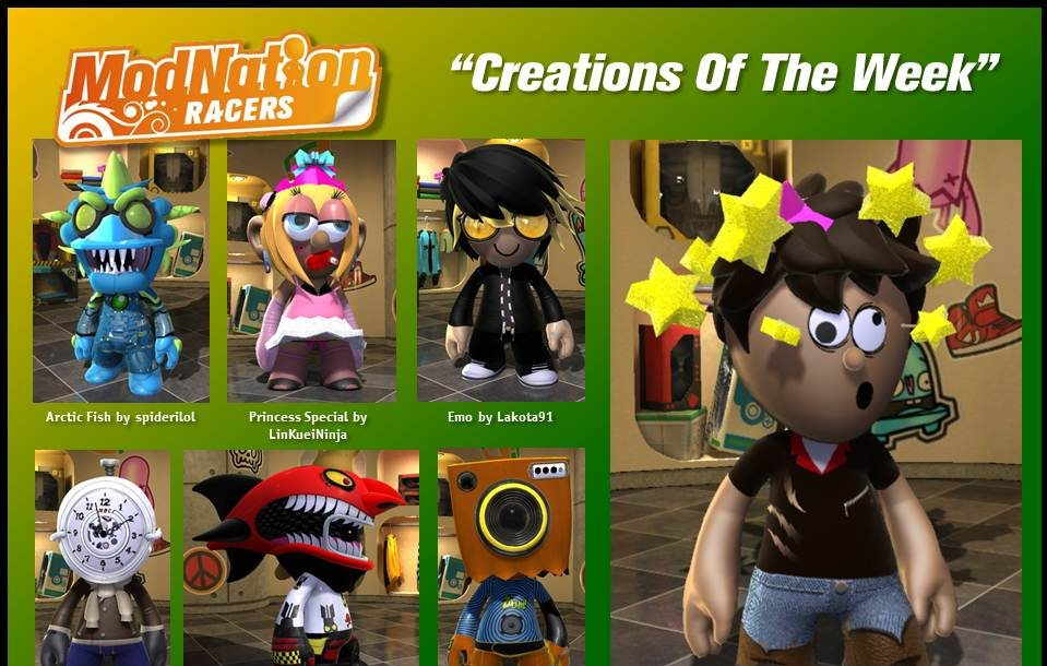 ModNation Racers: The Future Is Bright