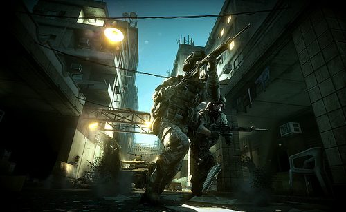 Co-op, The Battlefield 3 Way