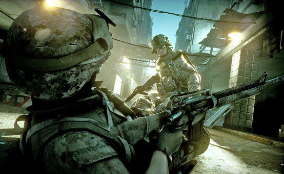 Co-op the Battlefield 3 Way
