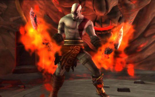 Herculean Task: Remastering God of War: Origins Collection for PS3