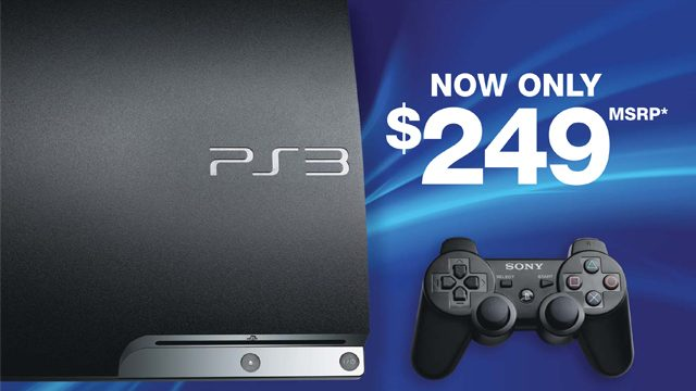 Live from gamescom: PlayStation 3 Now $249