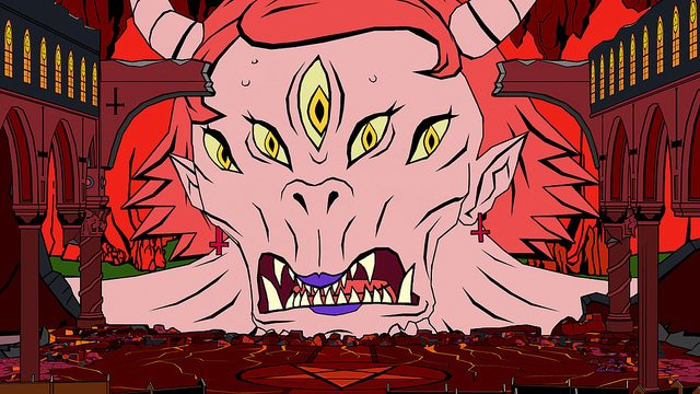 Ugly Americans: Apocalypsegeddon Comes to PSN