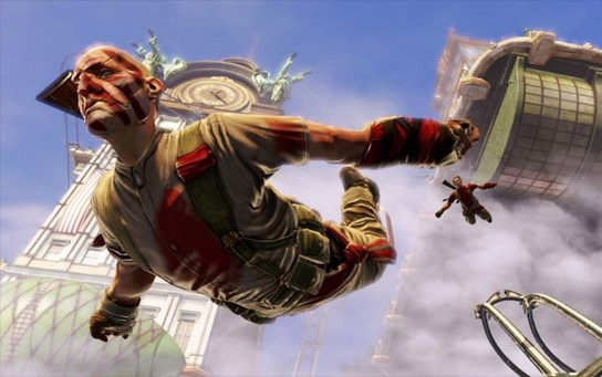 BioShock Infinite Q&A: Ken Levine's PlayStation Moves