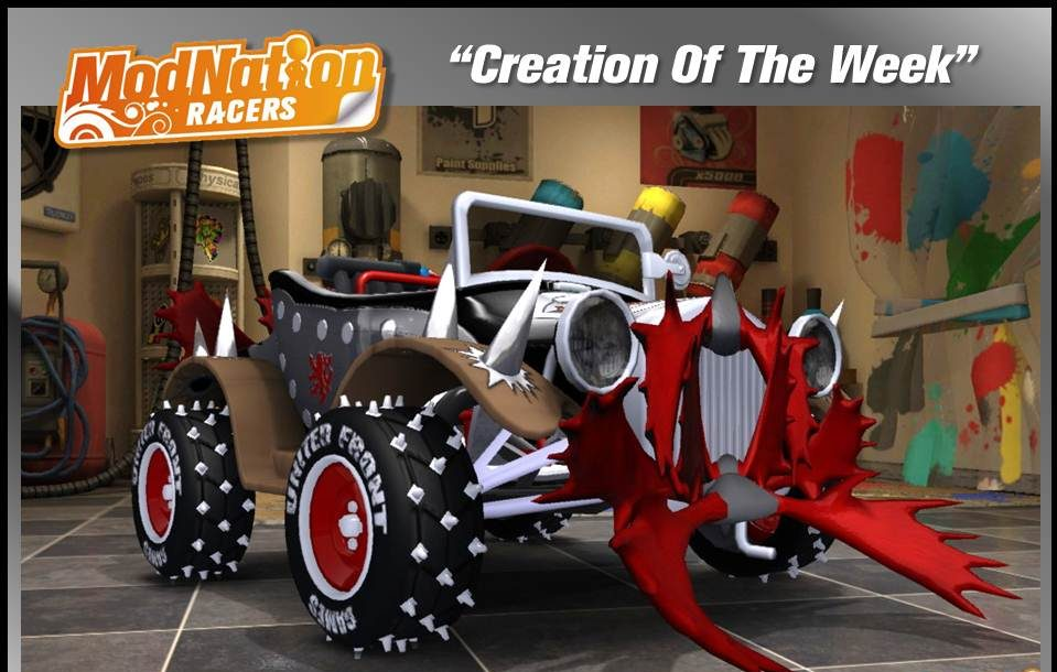 ModNation Racers: Forget About Your Troubles and Your 9 to 5
