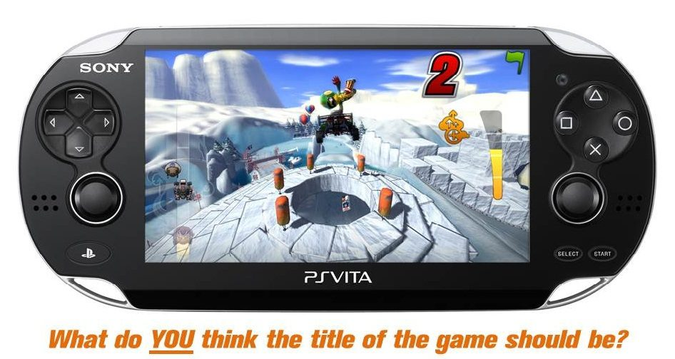 ModNation Racers: Suggest a Name for the Upcoming PS Vita Game