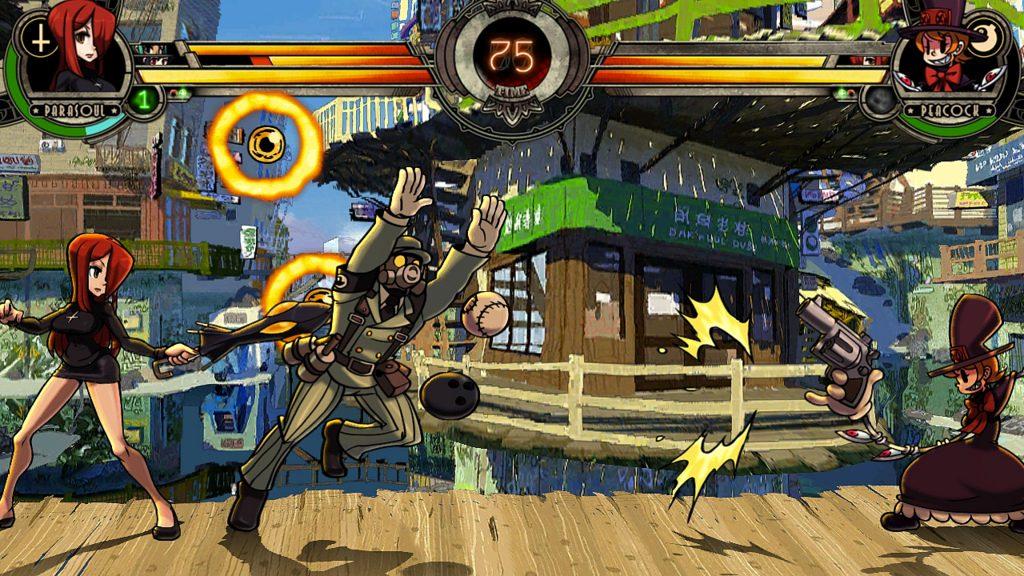 Meet the Skullgirls, The Next Generation of PSN Fighters