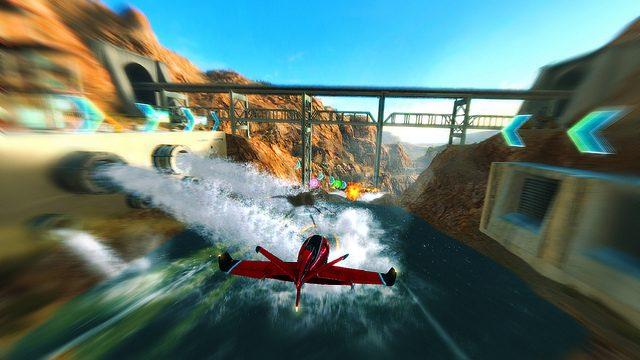 SkyDrift Hits PSN, Own the Skies