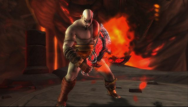 God of War: Origins Collection Hits PS3 Today With Launch Trailer