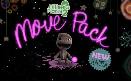 Sack it to Me: LittleBigPlanet 2 Move Pack Hits PSN Today