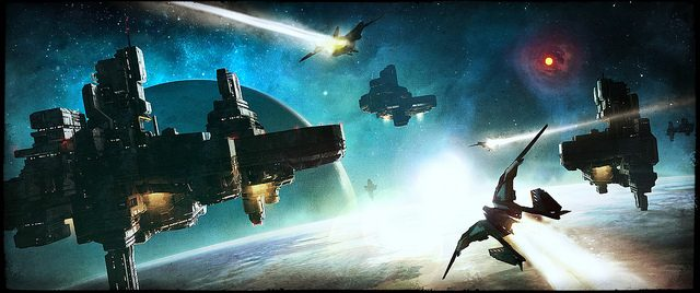 Starhawk: Space Combat Trailer and Fantastic Fest Plans