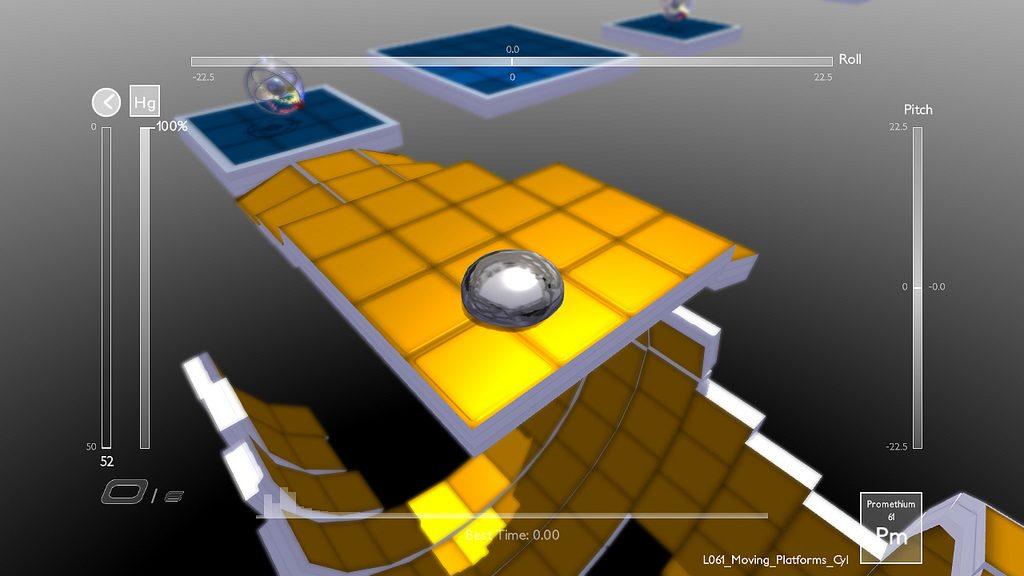 Mercury Hg Slides onto PSN This Tuesday