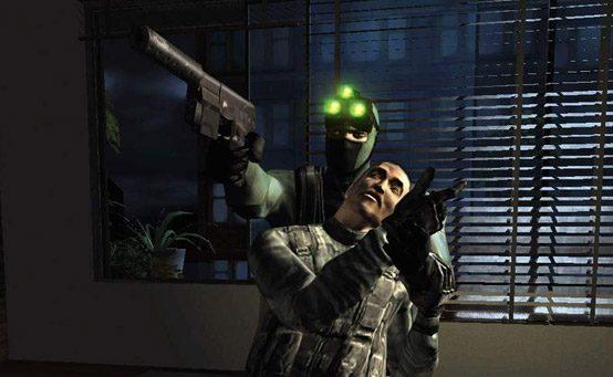 Tom Clancy's Splinter Cell Trilogy Deploys on PS3 Blu-ray, PSN Tuesday