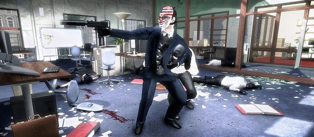 PAYDAY: The Heist To Launch Later This Month