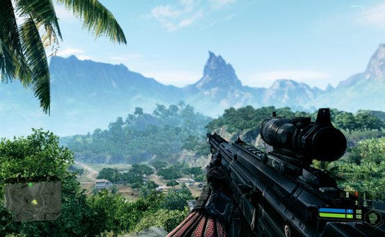 Crysis Assaults PSN Today with 3D Support, Watch the Launch Trailer