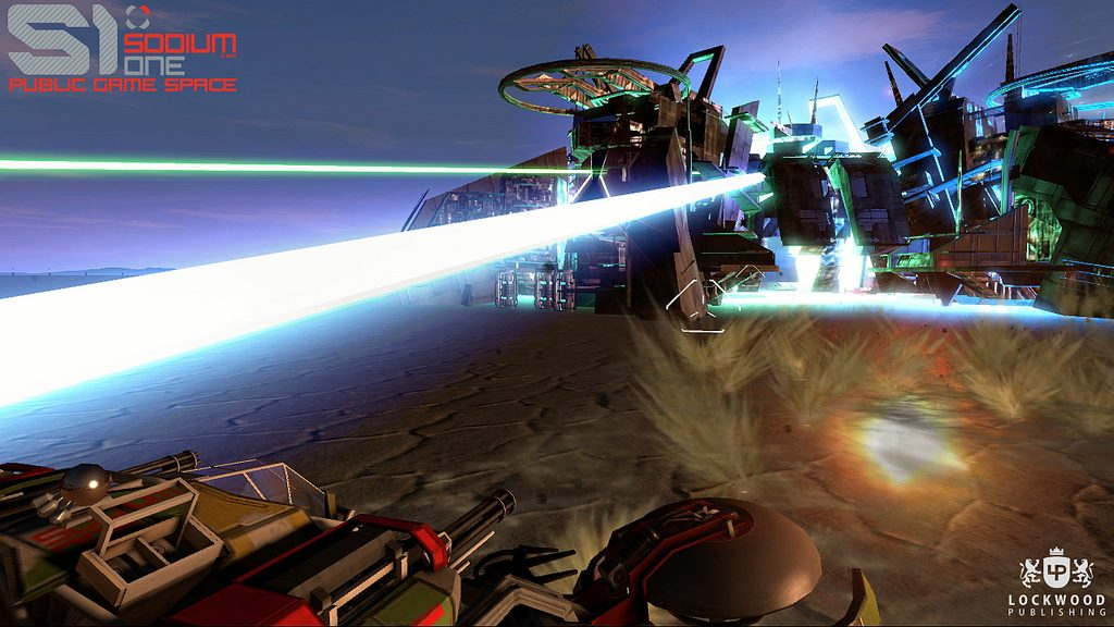 This Week in PlayStation Home: Salt Shooter Public Game Space, Aurora 1.2 & More!
