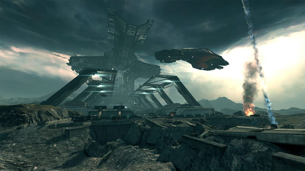 The Future Of War: DUST 514's Rapid Deployment Vehicles