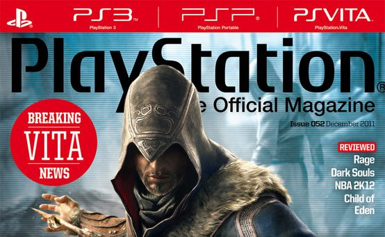 PlayStation: The Official Magazine Stalks Assassin's Creed: Revelations