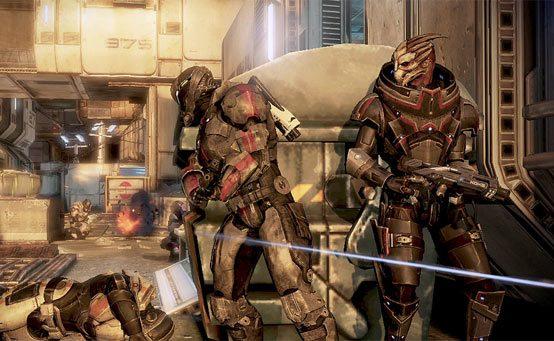 Mass Effect 3 Co-op Report: All 4 One