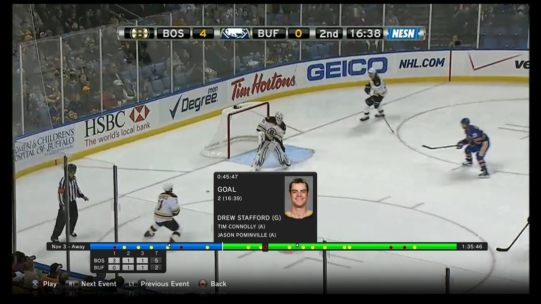 Stream Live Hockey Games to Your PS3
