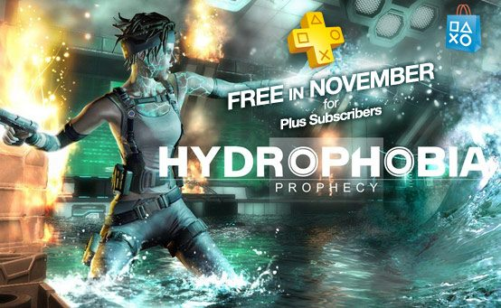 PlayStation Plus November Sneak Peek: Free Hydrophobia Prophecy and More