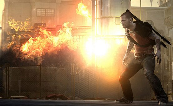 inFAMOUS 2 Mission Design Contest: Storytellers Wanted