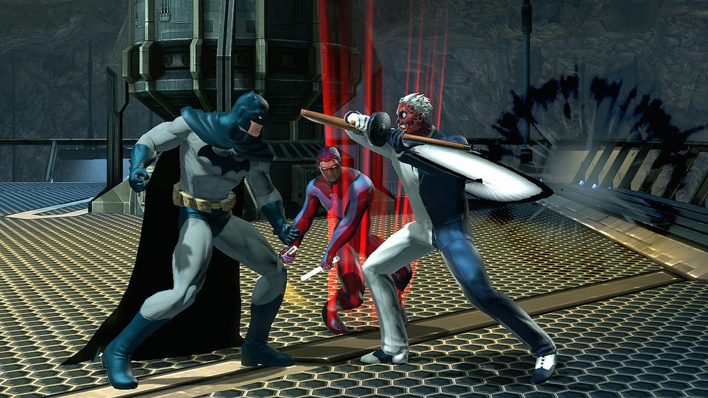 DC Universe Online: Free to Play Your Way on PS3