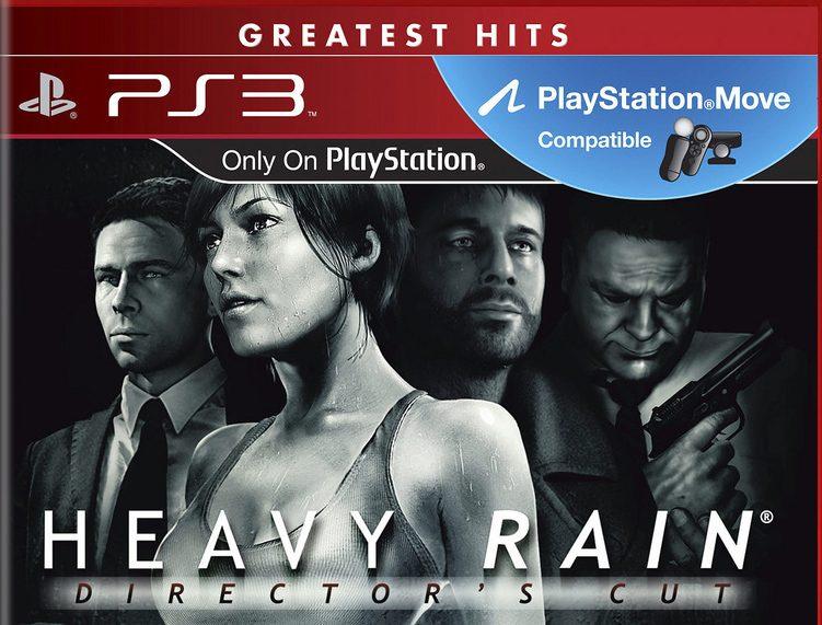 Heavy Rain: Director's Cut Ships November 8th