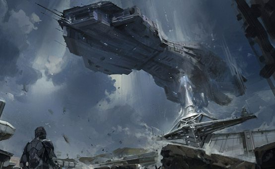 The Future of War: DUST 514's Mobile Command Center