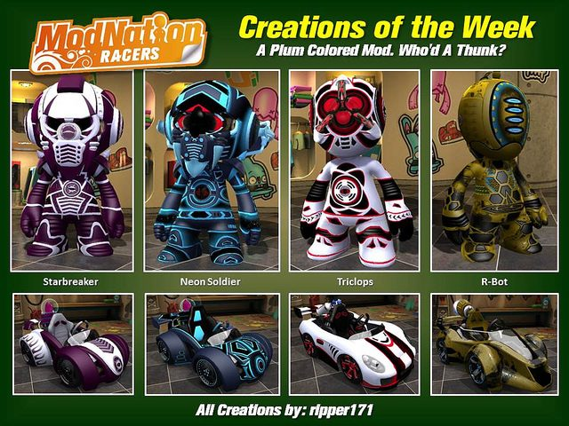 ModNation Racers: Road Trip Feature Previews!
