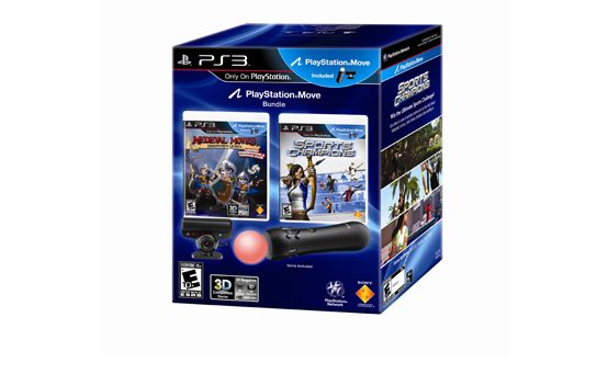 Coming Next Week: New PlayStation Move Bundles