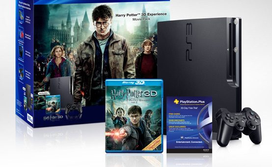 Coming This Week: Harry Potter 3D Experience Movie Pack and PS3 Bundle