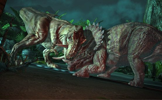 Jurassic Park: The Game Hits PSN Today, Preview its Thunder Lizards