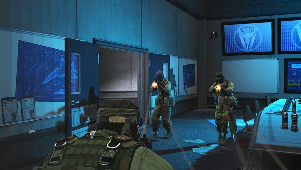 Deploying at Vita Launch: Zipper's Unit 13