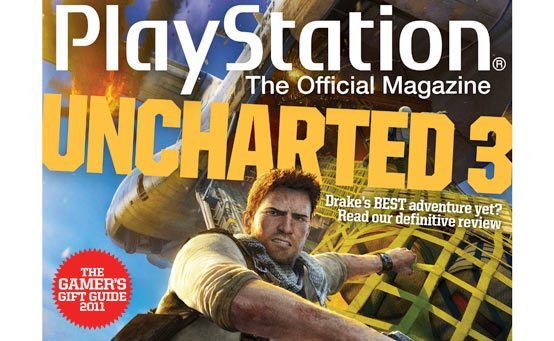 Nathan Drake Returns to PlayStation: The Official Magazine
