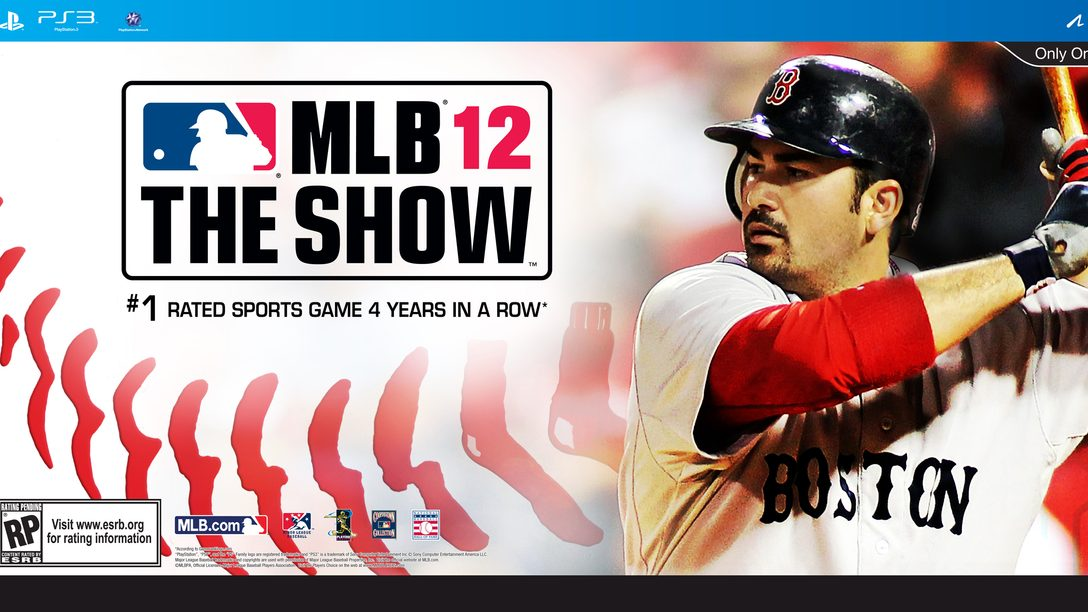 Adrian Gonzalez Announced as Cover Athlete for MLB 12 The Show