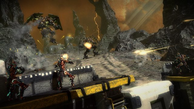 Q&A: Starhawk Private Beta is Reaching for the Stars