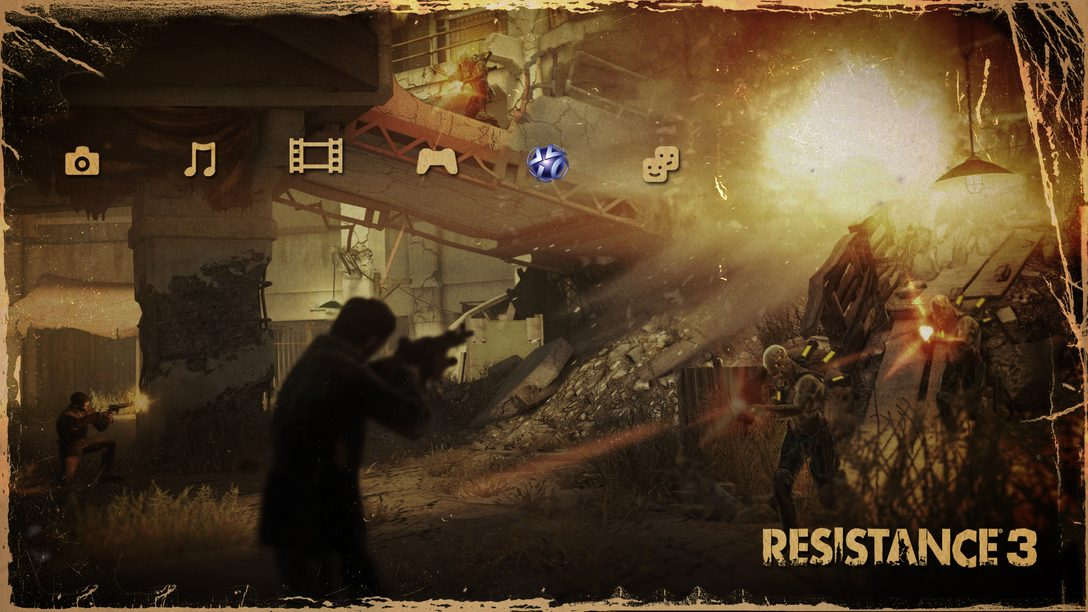 Resistance 3 Brutality Pack Smashes Onto PSN