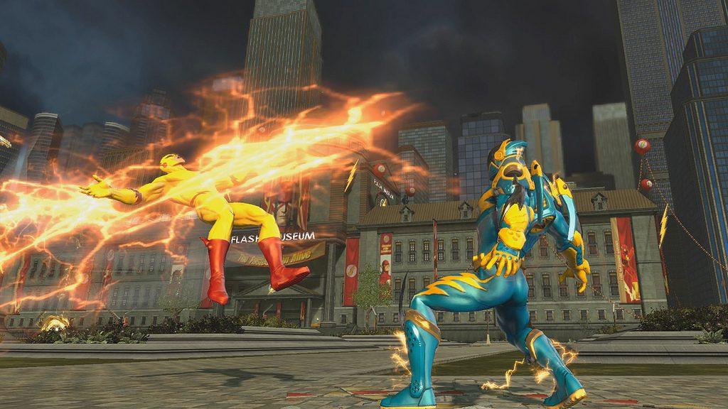 New DC Universe Online DLC: Lightning Strikes Today
