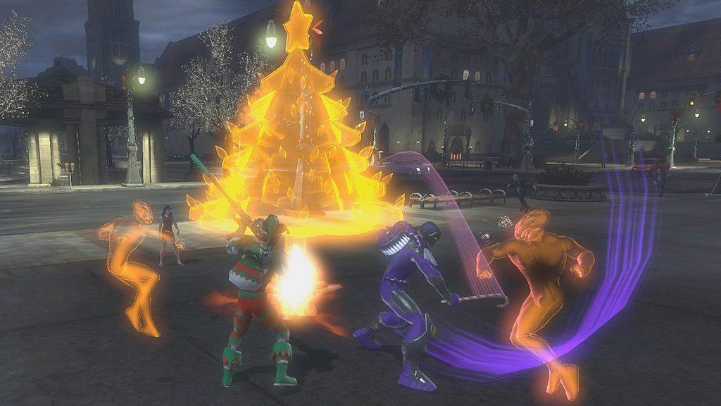 Season's Greedings from DC Universe Online