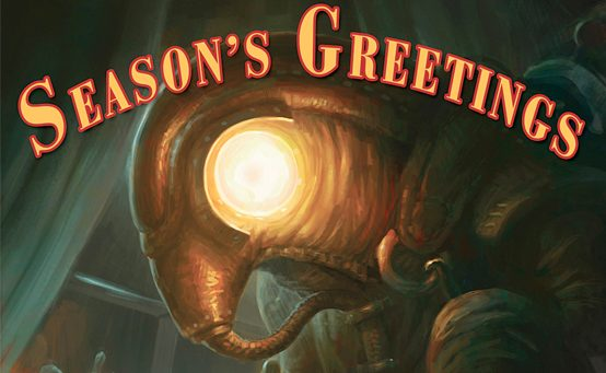 Season's Greetings from Irrational Games