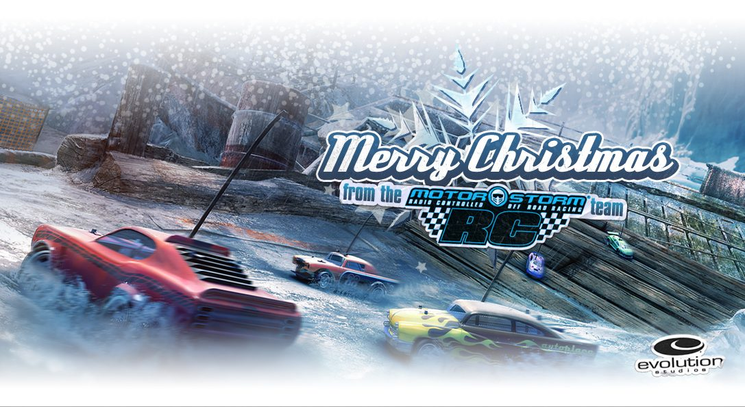 Happy Holidays From Evolution Studios! A Gift from Us to You!