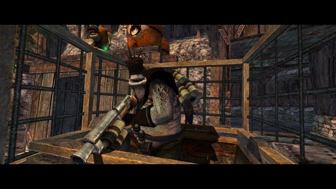 Oddworld: Stranger's Wrath HD Comes to PSN December 27th
