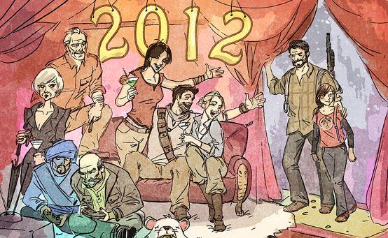 Happy Holidays from Naughty Dog