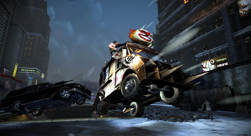 Twisted Metal Multiplayer Demo Coming to PSN Today